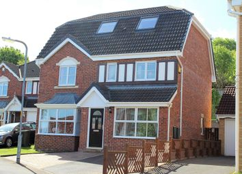 Thumbnail 6 bedroom detached house for sale in Cross Street, Prudhoe