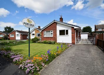 Thumbnail 2 bed detached bungalow for sale in Grampian Avenue, Lupset Park, Wakefield