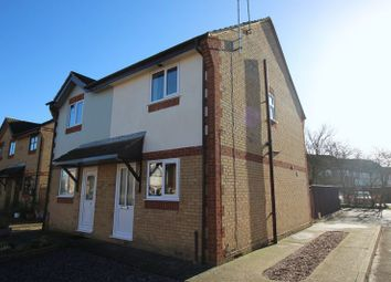 Thumbnail 2 bedroom semi-detached house to rent in Williams Way, Manea, March