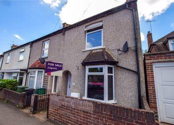 Thumbnail 2 bed end terrace house for sale in Sandringham Road, Watford, Hertfordshire