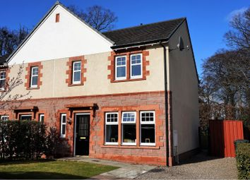 Thumbnail 3 bed semi-detached house for sale in Denhead Brae, Blairgowrie