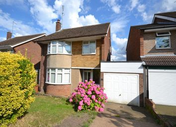 Thumbnail 3 bedroom detached house for sale in Cotswold Avenue, Duston, Northampton