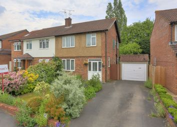 Thumbnail 3 bed semi-detached house for sale in The Ridgeway, St. Albans