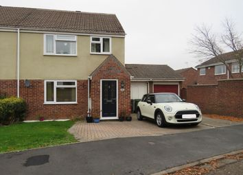 Thumbnail 3 bedroom semi-detached house to rent in Ilkley Close, Worcester