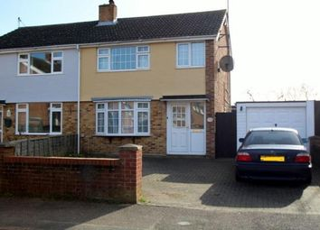 Thumbnail 3 bedroom property to rent in Ash Grove, Great Cornard, Sudbury