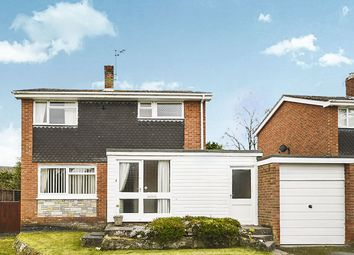 Thumbnail 3 bed detached house for sale in Llanforda Rise, Oswestry