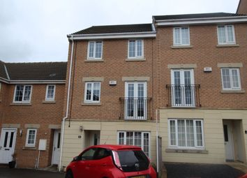 Thumbnail 4 bed terraced house for sale in Murray Way, Leeds