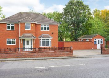 Thumbnail 4 bed detached house for sale in Aqueduct Road, Solihull