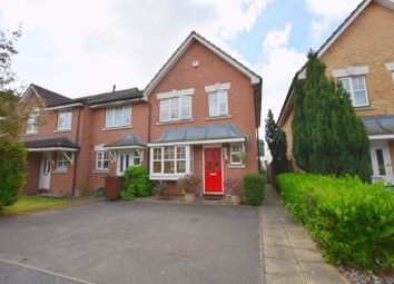 Thumbnail 3 bed end terrace house for sale in Friarscroft Way, Aylesbury