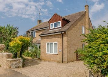 Thumbnail 5 bed detached house for sale in 41 Main Street, Yarwell, Peterborough