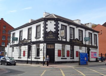 Thumbnail Leisure/hospitality to let in The Crown, 90 Botchergate, Carlisle