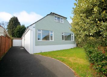 Thumbnail 4 bedroom detached bungalow for sale in Marlborough Road, Lower Parkstone, Poole