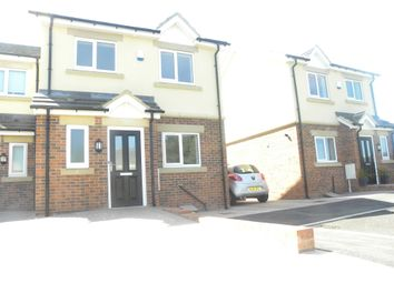 Thumbnail 2 bed semi-detached house for sale in Kensington Close, Seghill, Northumberland