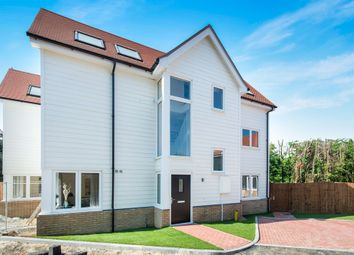 Thumbnail 4 bed semi-detached house for sale in The Old Goods Yard, Selling, Faversham
