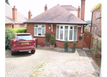 Thumbnail 4 bed detached bungalow for sale in Leicester Road, Shepshed