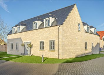 Thumbnail 4 bed country house for sale in Poppyfields, Glinton, Peterborough
