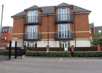 Thumbnail 2 bed flat for sale in Denham Road, Egham