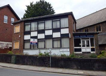 Thumbnail Office for sale in Hanbury Road, Pontypool
