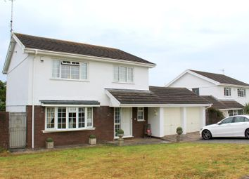 Thumbnail 4 bedroom detached house for sale in Northway Court, Bishopston, Swansea, West Glamorgan.