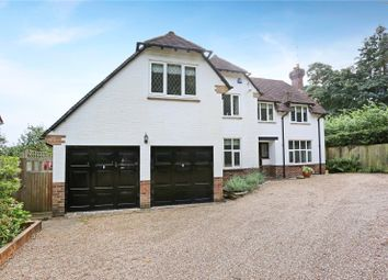 Thumbnail 5 bedroom detached house for sale in Borde Hill Lane, Haywards Heath, West Sussex