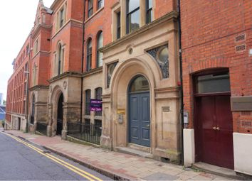 Thumbnail 1 bed flat for sale in 12 Plumptre Street, Nottingham