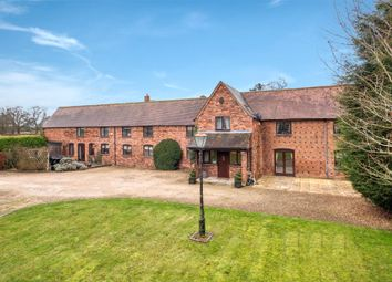 Thumbnail 5 bed barn conversion for sale in Elmbridge Green, Droitwich, Worcestershire