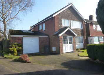 Thumbnail 4 bedroom detached house for sale in Birchen Grove, Luton
