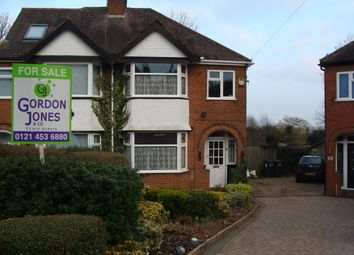 Thumbnail 3 bed semi-detached house for sale in Chadwick Avenue, Rubery