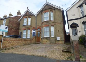 Thumbnail 3 bed semi-detached house for sale in Adelaide Grove, East Cowes