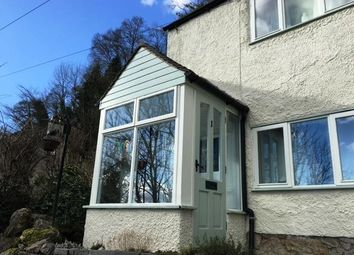 Thumbnail 1 bed cottage to rent in Masson Road, Matlock Bath, Matlock