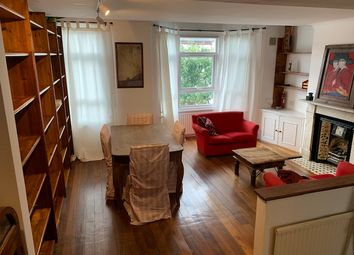 Thumbnail 2 bed duplex to rent in Marmion Road, London