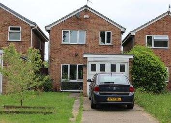 Thumbnail 3 bed detached house for sale in Poulter Close, Nottingham