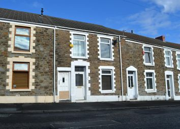 Thumbnail 3 bed terraced house for sale in Sydney Street, Brynhyfryd, Swansea