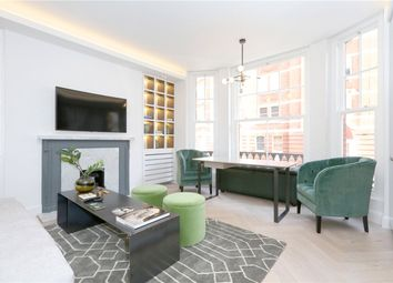 Thumbnail 2 bedroom flat to rent in Portman Mansions, Chiltern Street, London