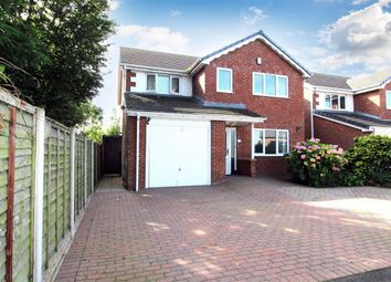 Thumbnail 4 bed detached house for sale in Chelwood Close, Preesall, Poulton-Le-Fylde