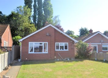 Thumbnail 2 bed detached bungalow for sale in Kings Croft, Dersingham, King's Lynn