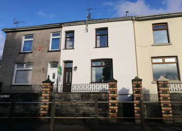 Thumbnail 2 bed terraced house for sale in Hospital Road, Pontypridd