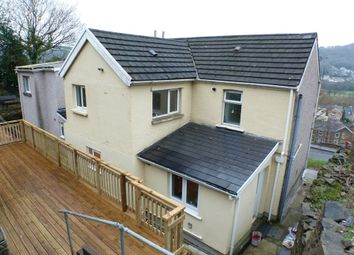 Thumbnail 3 bed semi-detached house to rent in Graig Road, Pontardawe