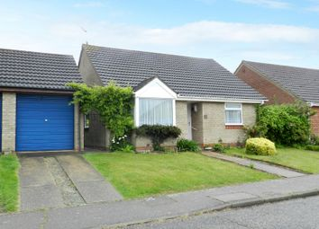 Thumbnail 3 bedroom detached bungalow for sale in St. Benets Drive, Beccles