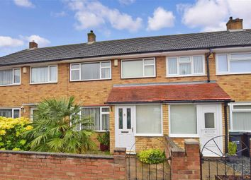 Thumbnail 3 bed terraced house for sale in Tower Close, Gravesend, Kent