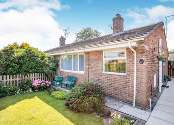 Thumbnail 2 bed semi-detached bungalow for sale in Downland Crescent, Knottingley