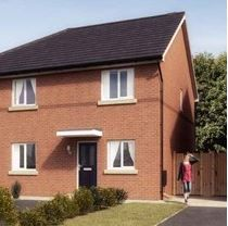 Thumbnail 2 bed semi-detached house for sale in Windermere Road, Middleton, Manchester