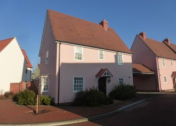 Thumbnail 3 bed detached house for sale in Tawneys Ride, Bures