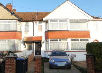 Thumbnail 2 bed terraced house for sale in Curzon Avenue, Enfield