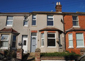 Thumbnail 2 bed terraced house for sale in Beaconsfield Road, Bexhill-On-Sea