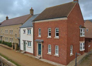 Thumbnail 3 bed semi-detached house for sale in Mattocks Path, Wichelstowe, Swindon