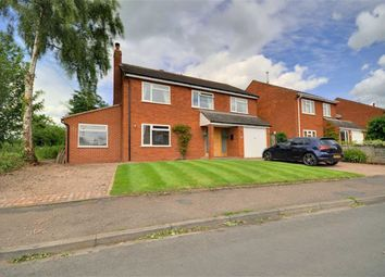 Thumbnail 4 bed detached house for sale in Rookery Road, Kempsey, Worcester
