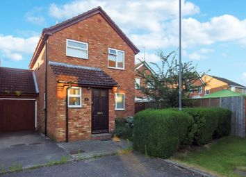 Thumbnail 3 bed semi-detached house to rent in Hemingway Road, Aylesbury, Buckinghamshire