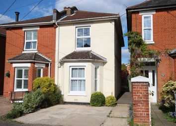 Thumbnail 2 bed semi-detached house to rent in Woolston Road, Netley Abbey, Southampton