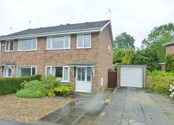 Thumbnail 3 bed semi-detached house for sale in West Nooks, Haxby, York